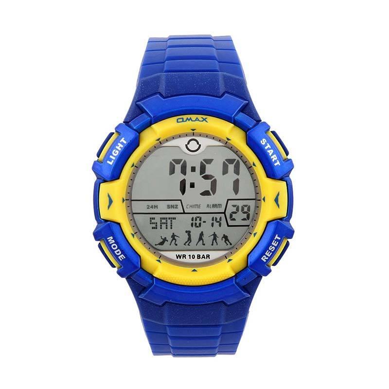 OMAX 00DP04N-E1 Blue - Yellow