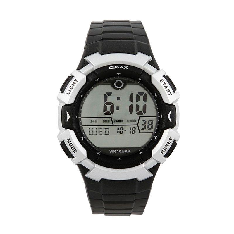OMAX 00DP04X-E1 Black - White
