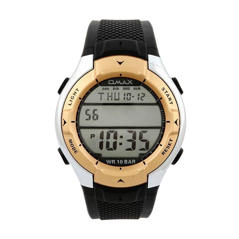OMAX 00DP06U-R1 Black - Rose Gold
