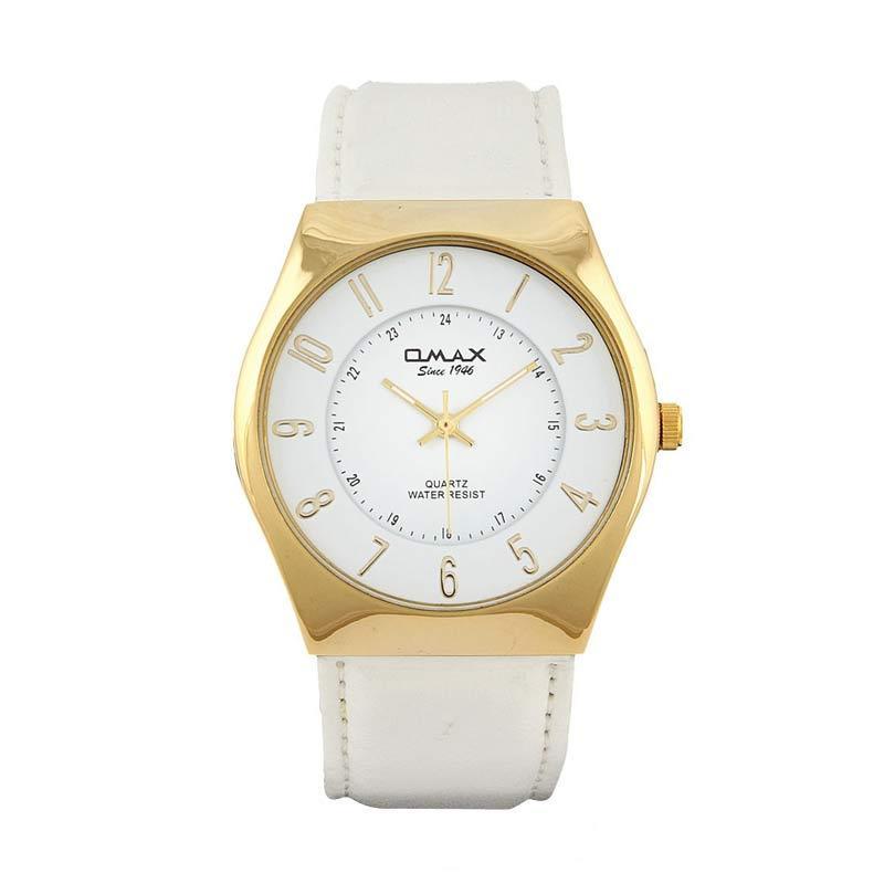 OMAX 00SGL001QW03 - White Jam Tangan Wanita