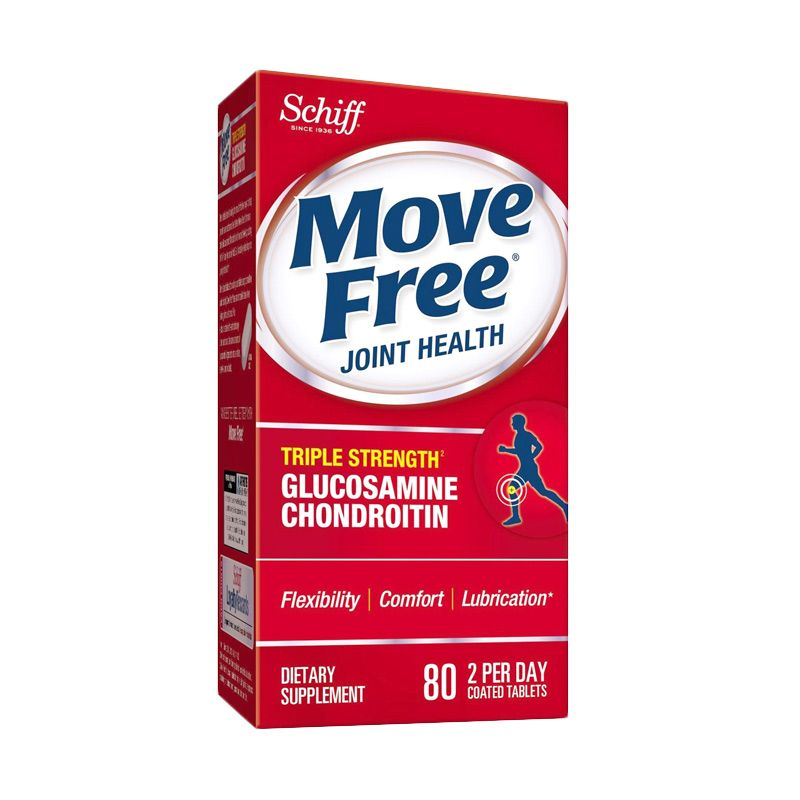 Schiff Move Free Joint Health Multivitamin [80 Tablet]