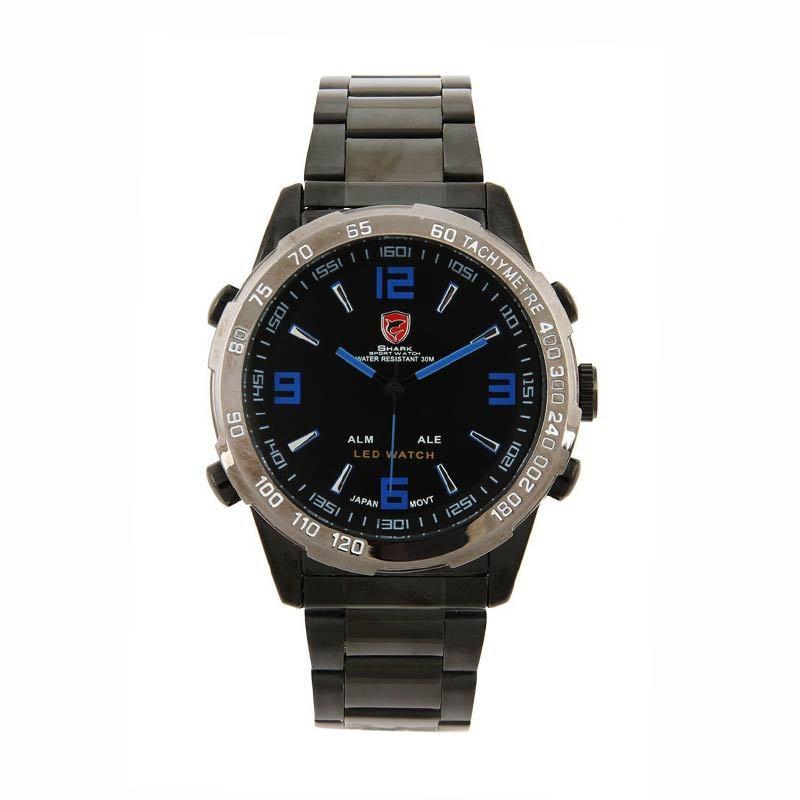 SHARK Jam Tangan Pria SH008 Blue