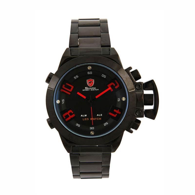 SHARK Jam Tangan Pria SH031 Red