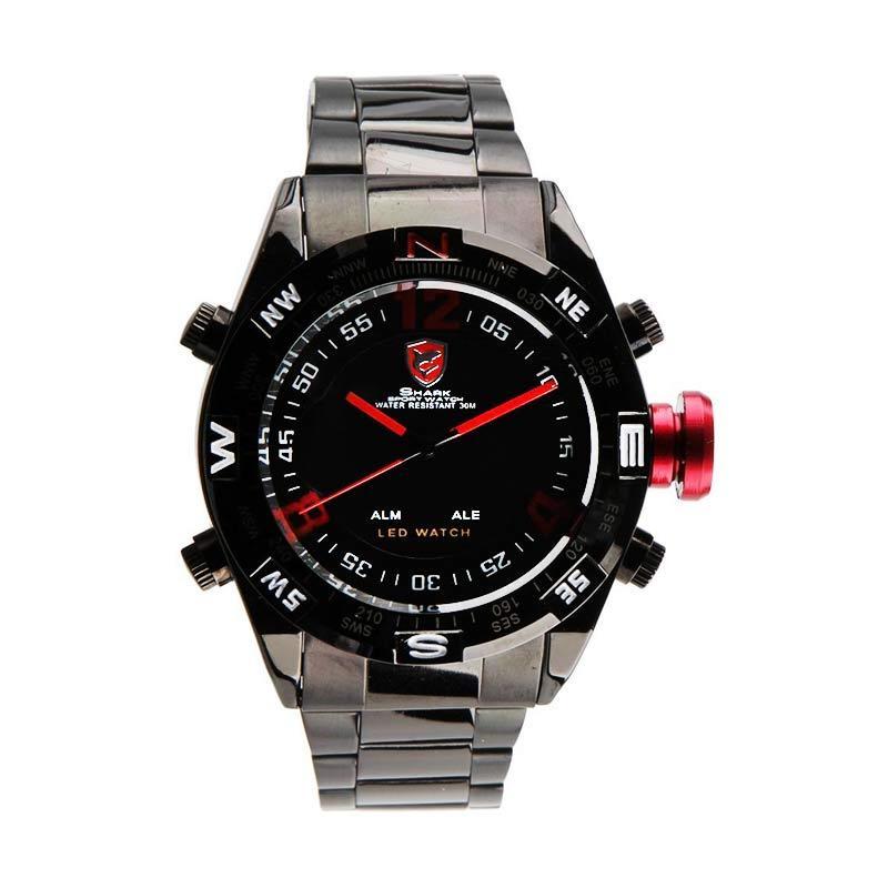 Shark SH101 - Black Red