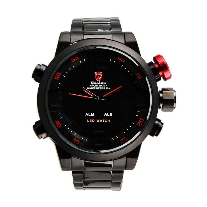 Shark SH105 - Black Red