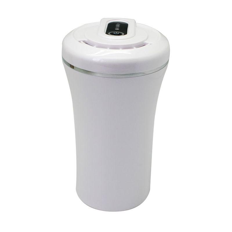 Ultimate Portable Car Air Purifier Putih Penjernih Udara Ruangan