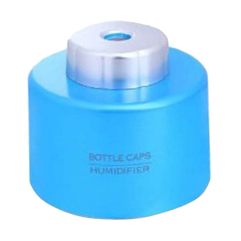 Ultimate USB Nano Spray Blue Bottle Cap Humidifier
