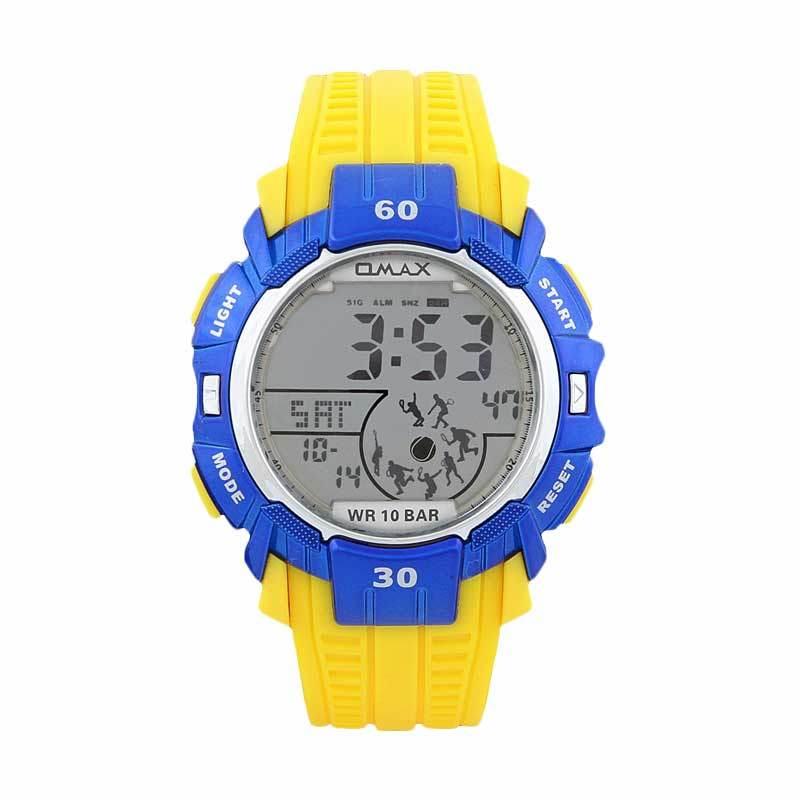 OMAX 00DP03M-T Yellow - Blue
