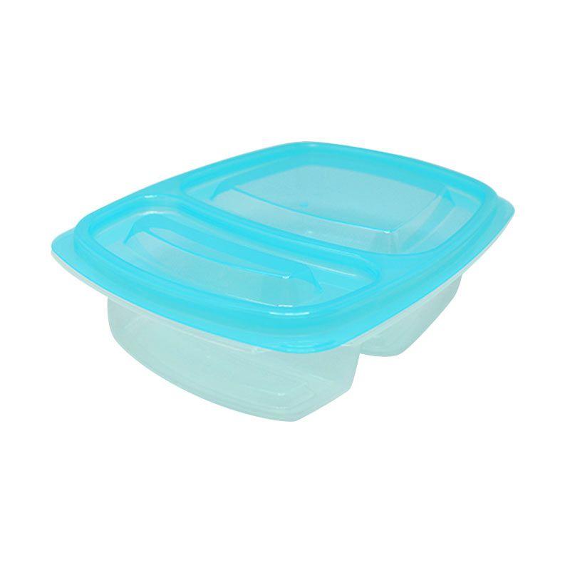 Arniss Bento Bako BB-0109 Blue Kotak Makan