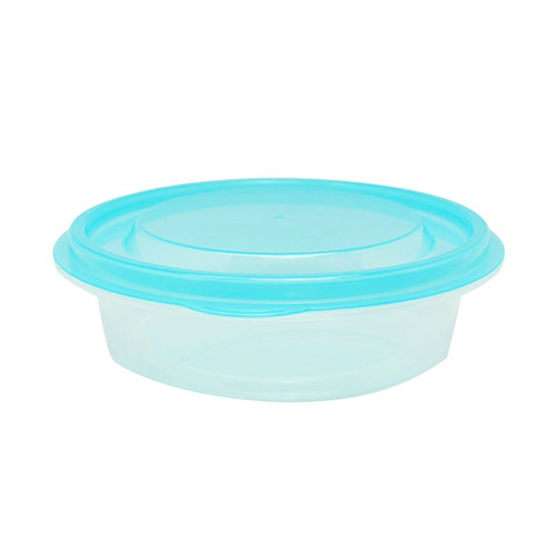 Arniss Bento Bako BB-0208 Blue Kotak Makan