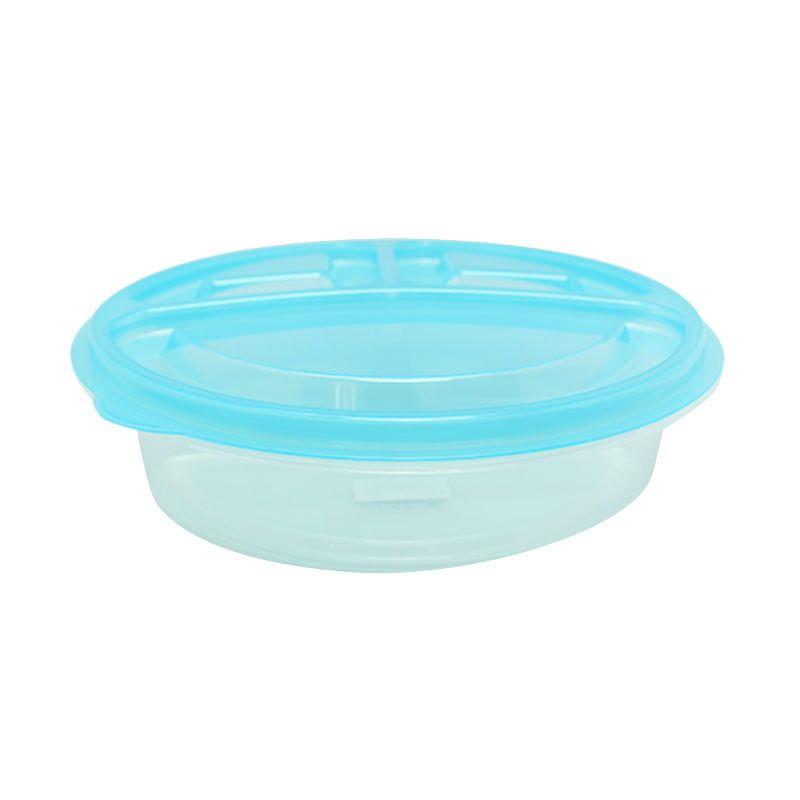 Arniss Bento Bako BB-0211 Blue Kotak Makan