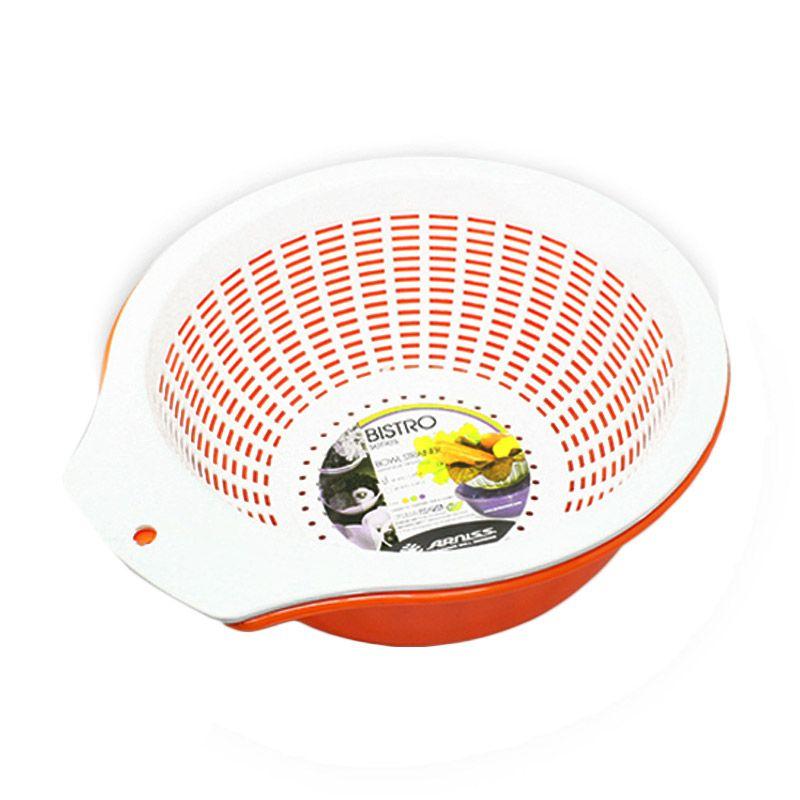 Arniss Bistro SR-0403 Orange Saringan Makanan [3400 mL]