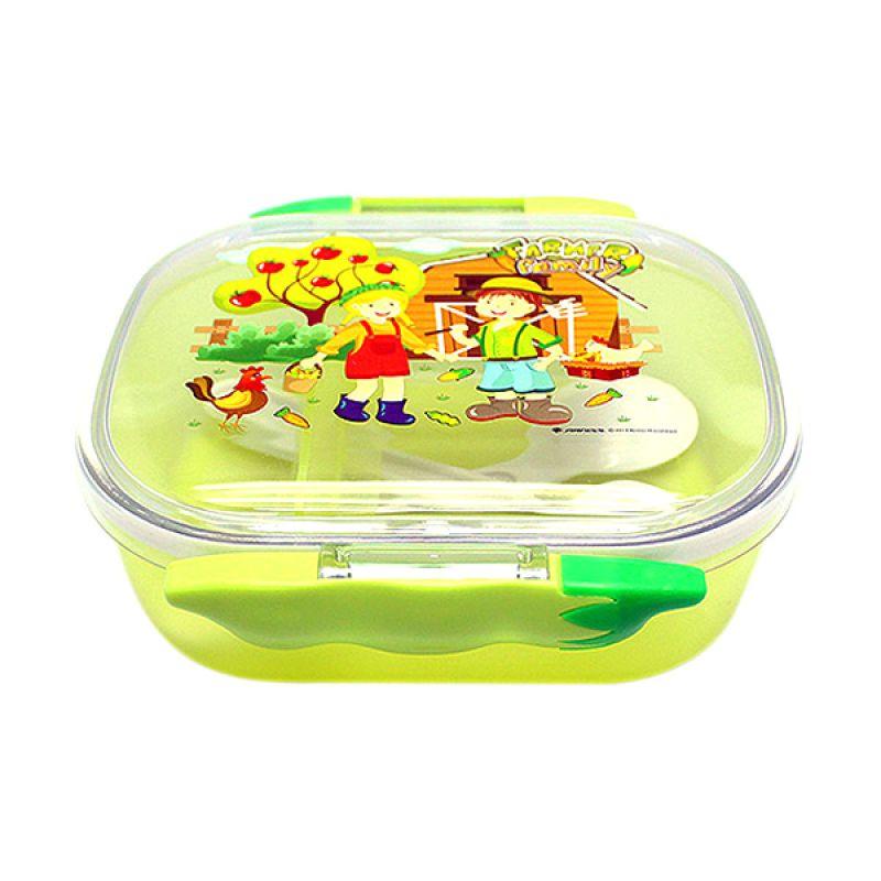 Arniss Farmer Family CB-470 Green Kotak Makan