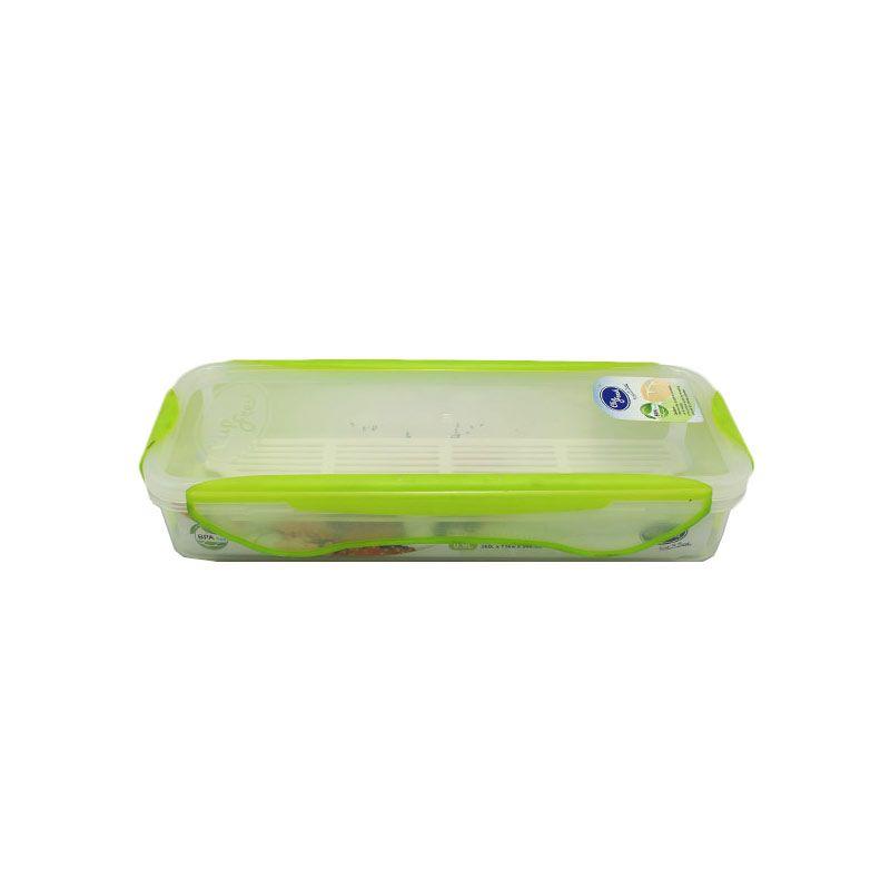 Beli 2 Bayar 1 Arniss CFPP-2206 Clip Fresh Green Kotak Makan