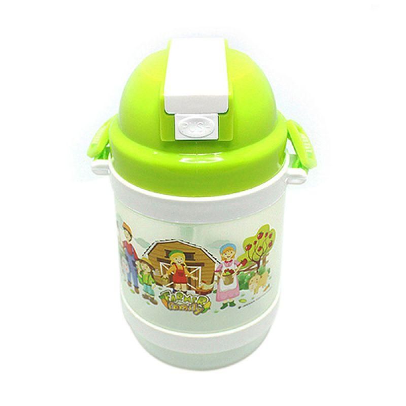 Arniss Farmer Family DB-0160 Green Botol Minum