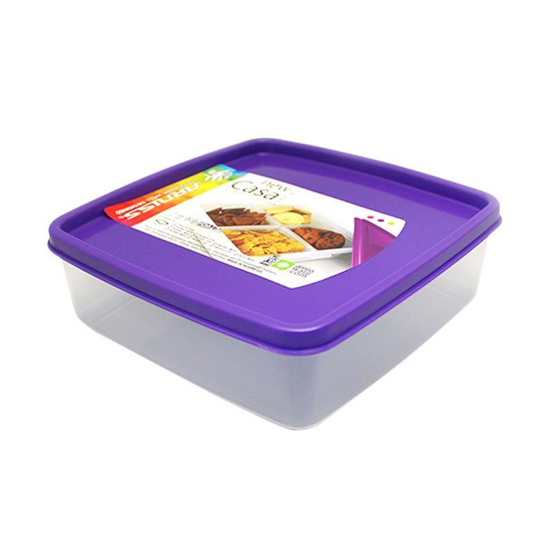 Arniss New Casa SW-0365 Purple Kotak Makan