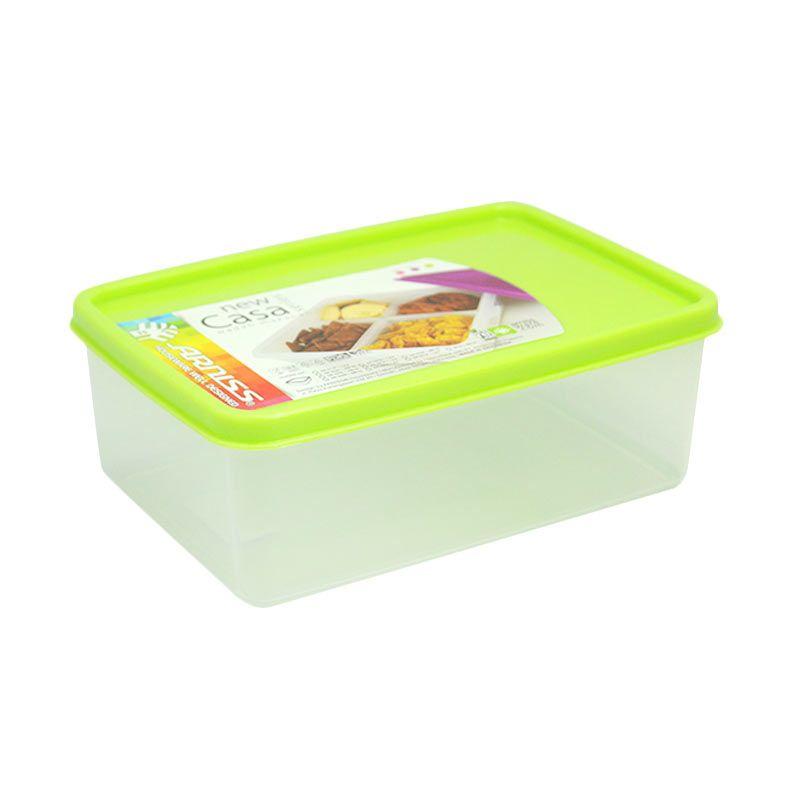 Arniss New Casa SW-0375 Lime Green Kotak Makan