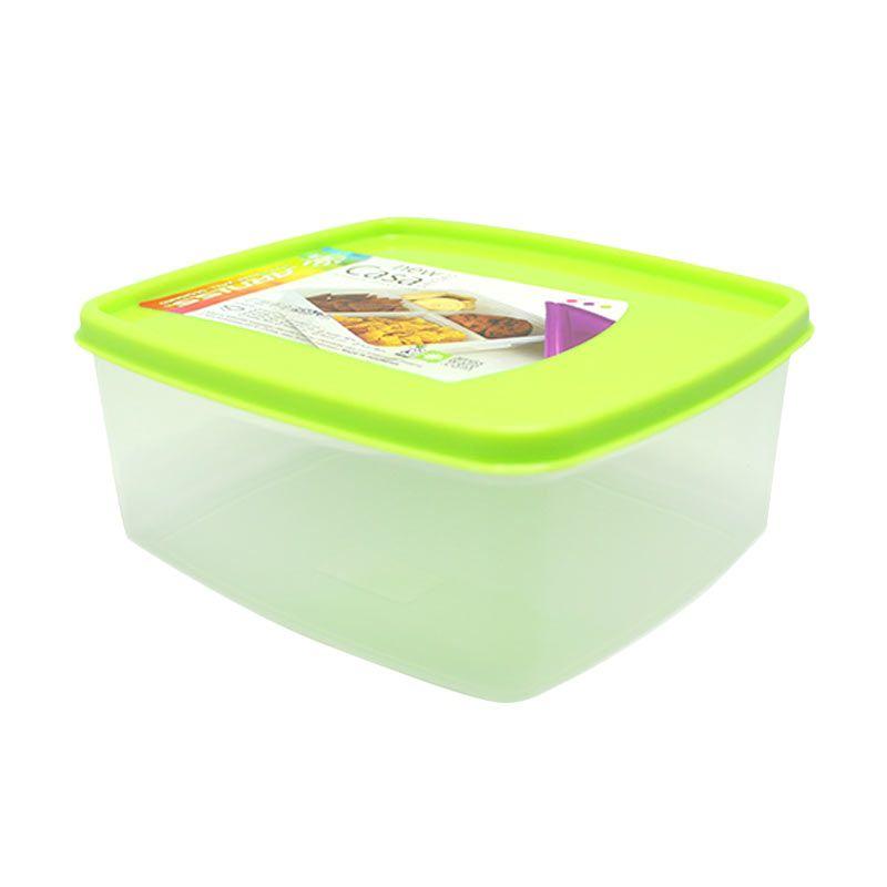 Arniss New Casa SW-0398 Lime Green Kotak Makan