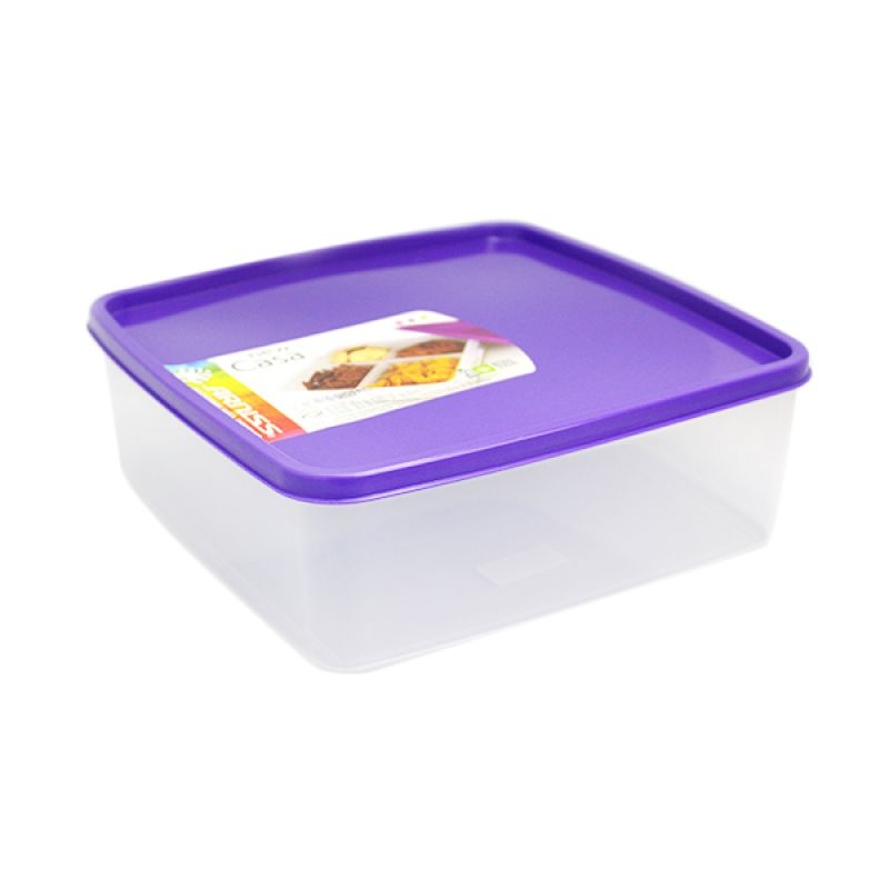 Arniss New Casa SW-0420 Purple Kotak Makan