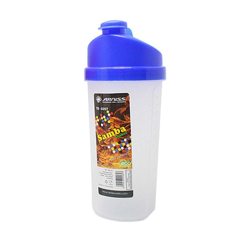 Arniss Samba TB-0207 Blue Shaker