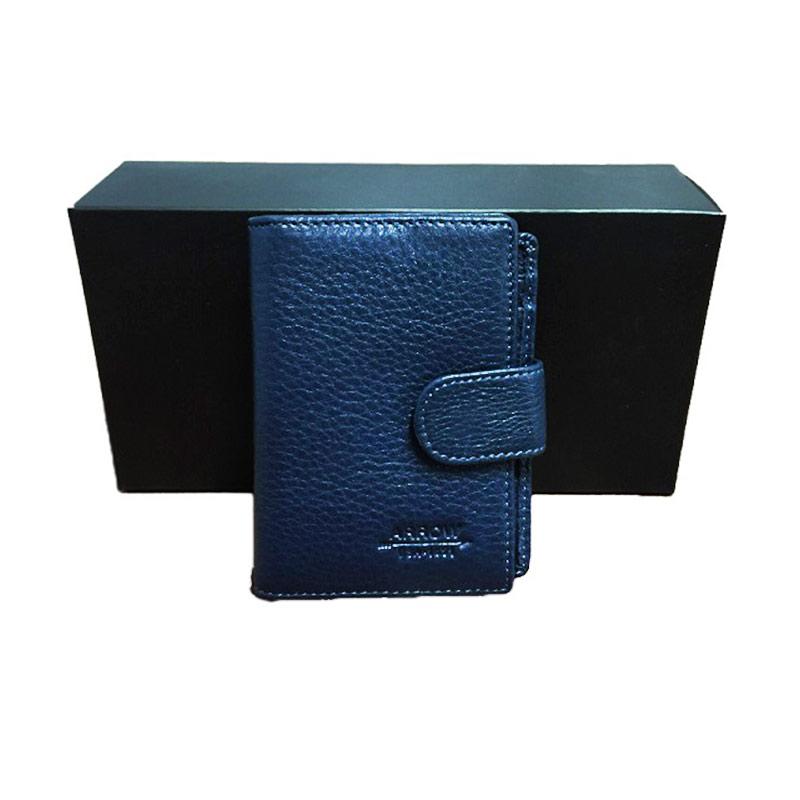 Arrow Leather Wallet DPT-AR-2213CD7 Dompet Pria - Blue