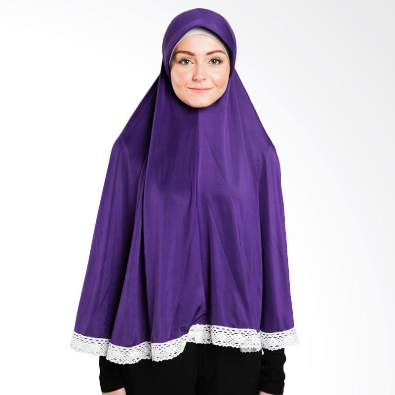 harga AK BY ARTKEA BB 462C Bergo Syar'I Renda Hijab Blibli.com