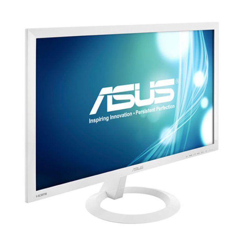 Asus VX238H-W Putih Monitor Komputer [23 Inch]