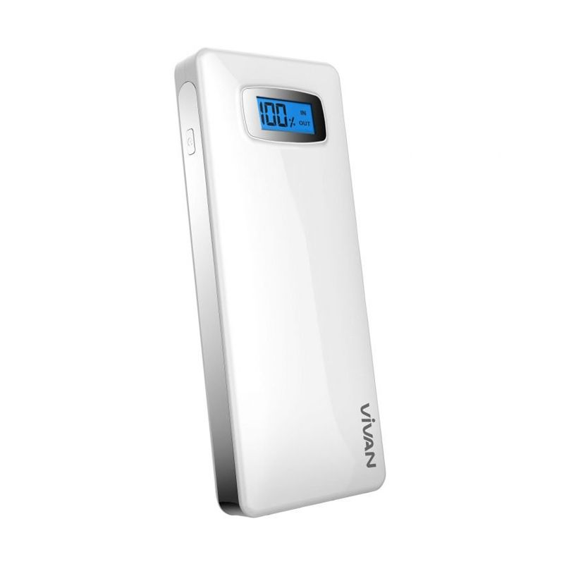 Vivan IPS20 Putih Powerbank [20000 mAh]