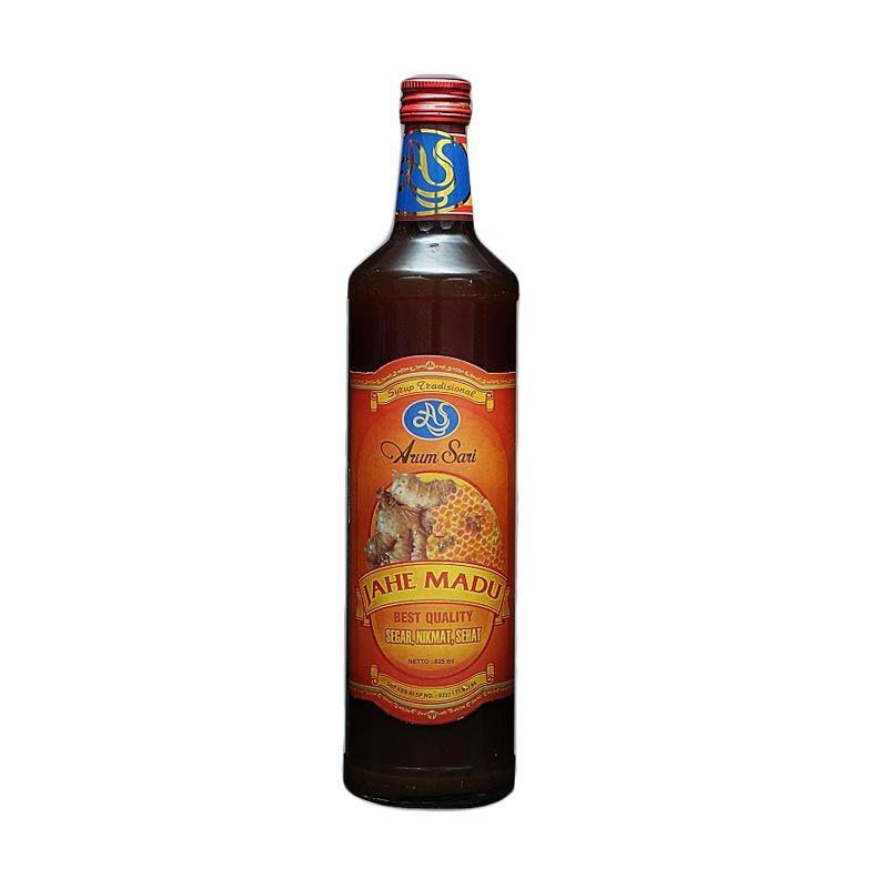 Arum Sari Jahe Madu Minuman Herbal