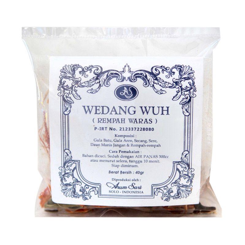 Arum Sari Wedang Wuh Minuman Herbal