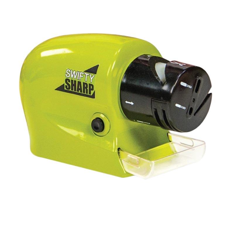 MOS Pengasah Pisau Gunting Otomatis / Swifty Sharp Electric Sharpener