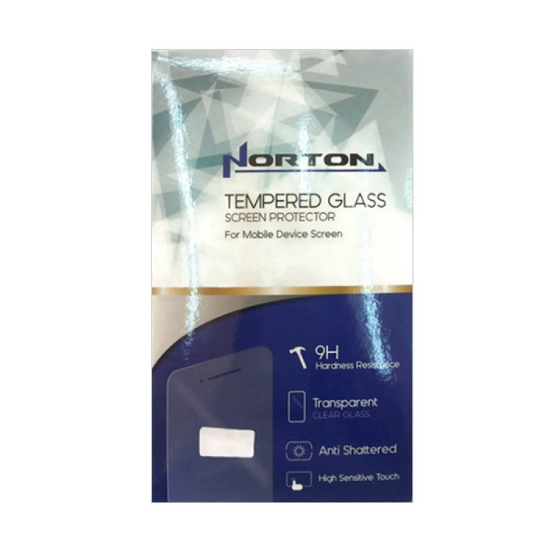 Norton Tempered Glass Screen Protector for iPhone 5