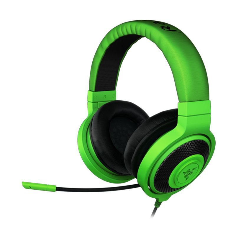 RAZER Kraken Pro Green Gaming Headset