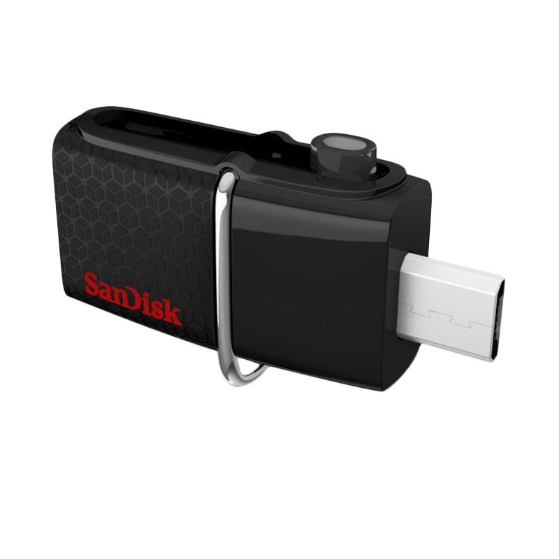 Sandisk Ultra 32GB Dual Drive OTG Flashdisk [32 GB]