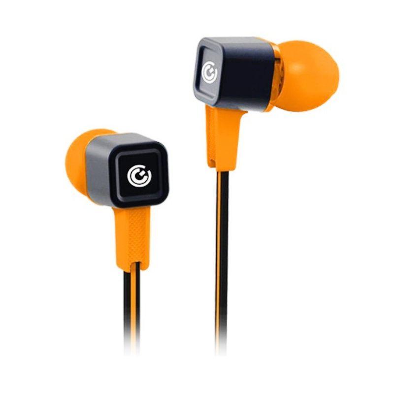 Sonicgear Airplug 300 Orange Earphone