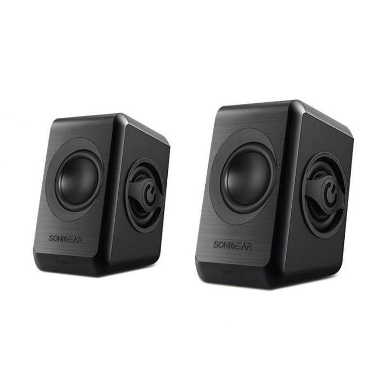 Sonicgear Quatro 2 Grey Speaker