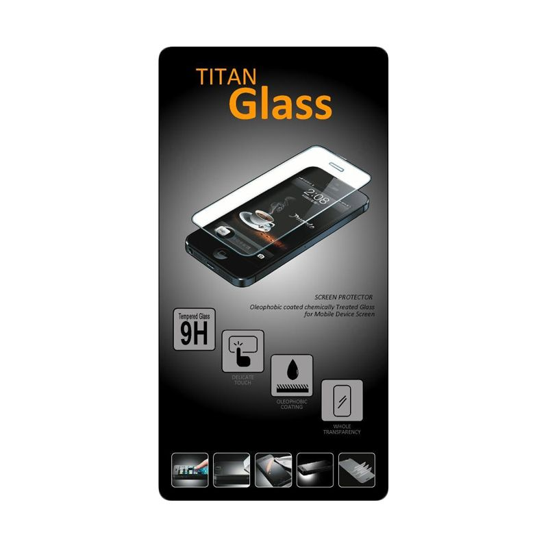 Titan Tempered Glass Screen Protector for Redmi Note
