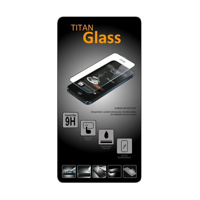 Titan Tempered Glass Screen Protector for Sony Xperia M4