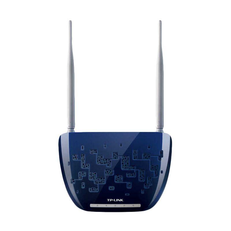 TP-Link TL-WA830RE Wireless N Biru Range Extender [300 Mbps]