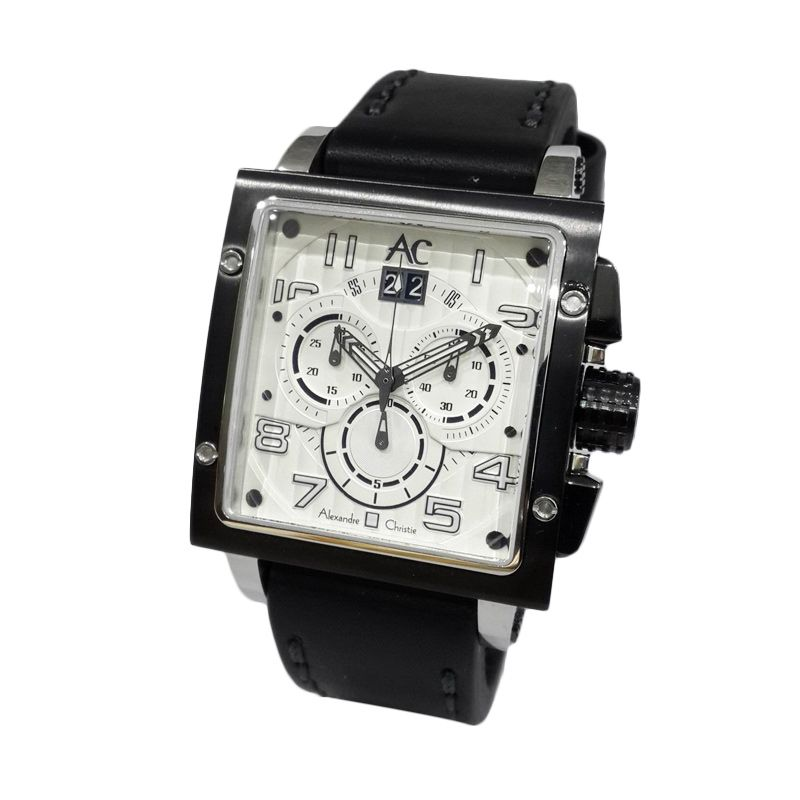 Alexandre Christie Collection 6195MCLTBSL Jam Tangan Pria