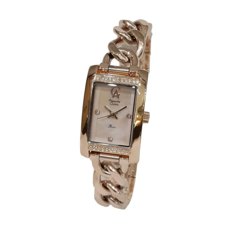Alexandre Christie Passion 2487LHBRGMN Jam tangan Wanita