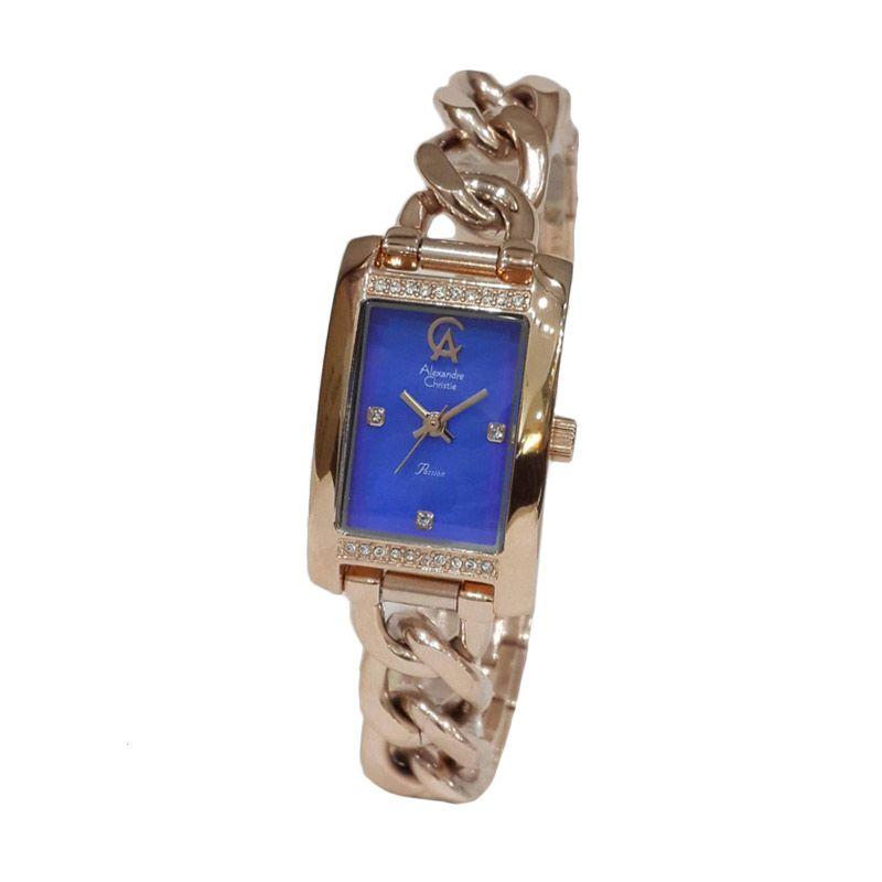 Alexandre Christie Passion 2487LHBRGMU Jam tangan Wanita