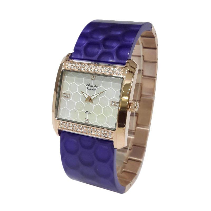 Alexandre Christie Passion 2526LHBRGMSBU Rose Gold Jam tangan Wanita