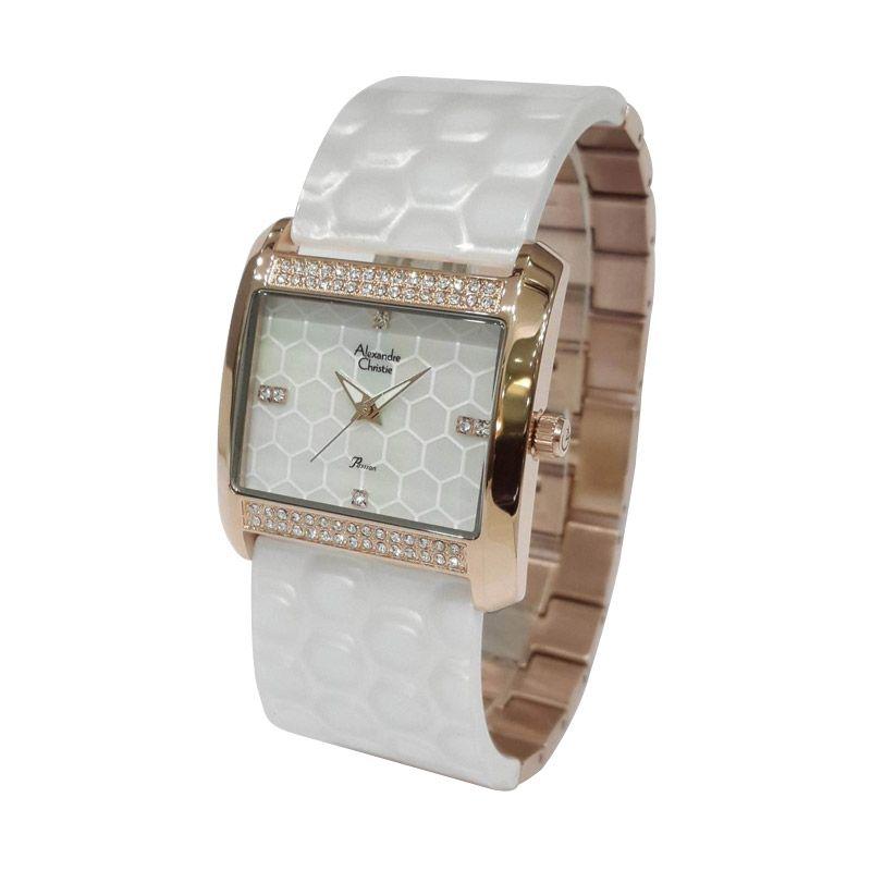 Alexandre Christie Passion 2526LHBRGMSSL Rose Gold Jam tangan Wanita