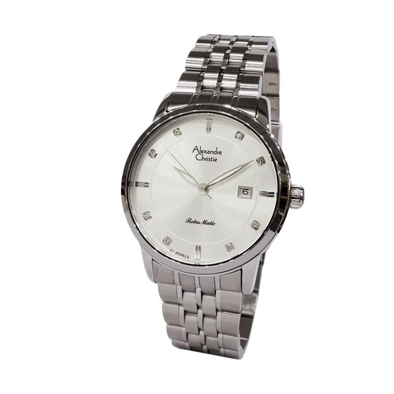 Alexandre Christie Retro Matic 3021MABSSSL