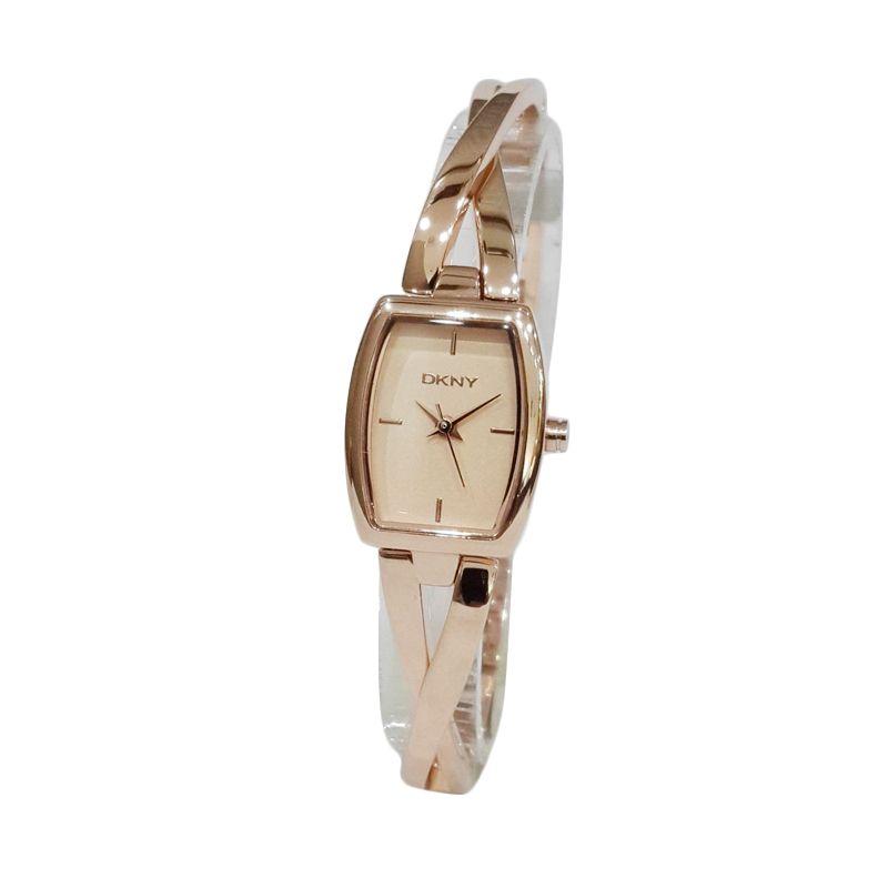 DKNY Crosswalk NY2314 Rose Gold Jam tangan Wanita