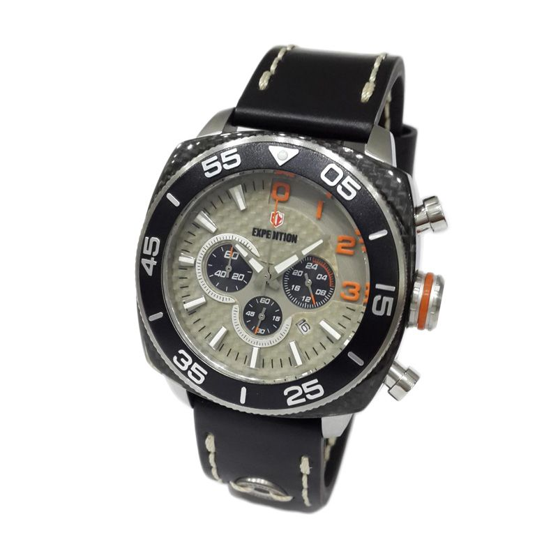 Expedition 6642MCLSSDGOR Jam Tangan Pria