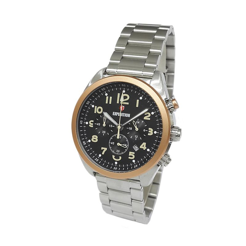 Expedition 6653MCBSSBARG Jam Tangan Pria