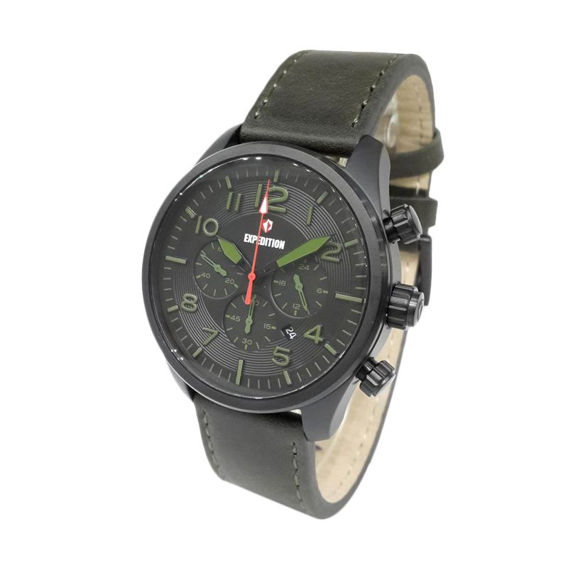 Expedition 6670MCLIPBAGN Jam Tangan Pria