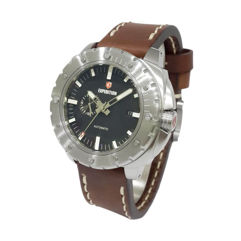 Expedition Automatic 6656MALSSBA Jam Tangan Pria [Limited Edition]